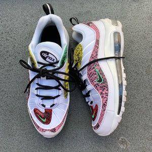 Nike Air Max 🐍💚💛🧡❤️